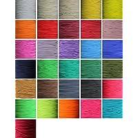 5m Hutgummi 1,3mm breit (0,32€/m)- 7701- royalblau