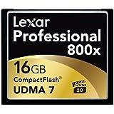 Lexar Professional 16GB 800X 120MB/s High Speed UDMA CompactFlash Memory Card