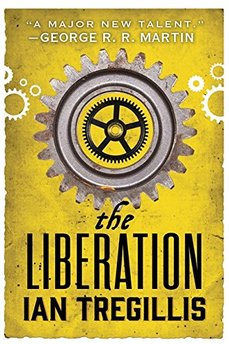 The Liberation: Book Three of The Alchemy Wars - Knife Bastard File