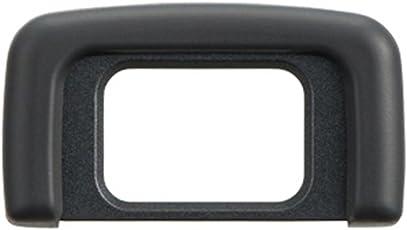 Ginni Nikon DK-25 Replacement Rubber Eyecup for The D3300/D5300/D5500 Digital SLR Camera (Black)