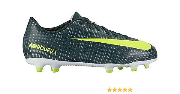 Scarpe Da Calcio Per Bambini Nike : Nike jr mercurial vortex iii cr fg scarpe da calcio unisex