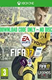 #9: FIFA 17 - Standard Edition: Xbox One [XBOX STORE DOWNLOAD CODE - NO CD/DVD]