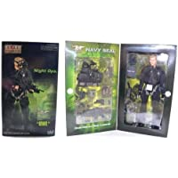 """BBI Elite Force Night Ops Navy Seal OWL 1/6 Scale 12"""" Figure MISB by Blue Box Inc"""