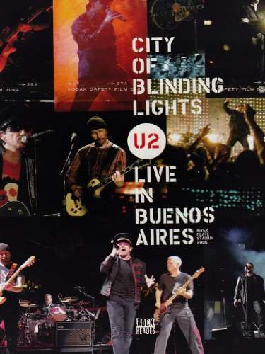 U2 - City of blinding lights - Llive in Buenos Aires
