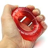 VADOOLL 3tlg. Fingerhanteln Unterarmtrainer Handtrainer Hand Trainer