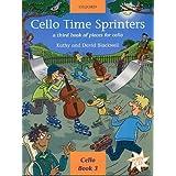 Cello Time Sprinters Book 3+ CD/Oup