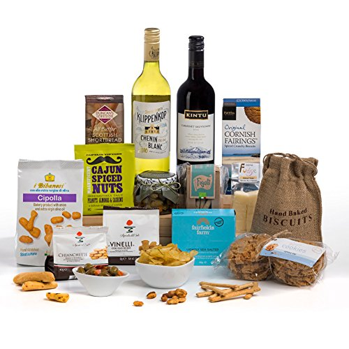 Hay Hampers The Classic - Non-Perishable Food Hamper Box - FREE UK Delivery