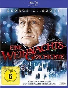 Charles Dickens - Eine Weihnachtsgeschichte [Blu-ray]
