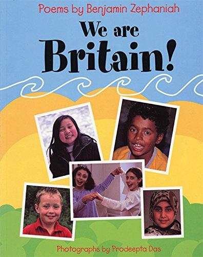 We Are Britain!: Poems - Benjamin Zephaniah
