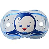 RaZbaby Keep-It-Kleen Pacifier - Ethan Penguin