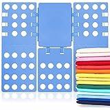 Vêtements pliable Board-tiantu Plastique réglable Vêtements et t-shirt à linge Folder, déplier Taille 56,9x 68,6cm Idéal pour maison et voyage & # Xff0C; Bleu