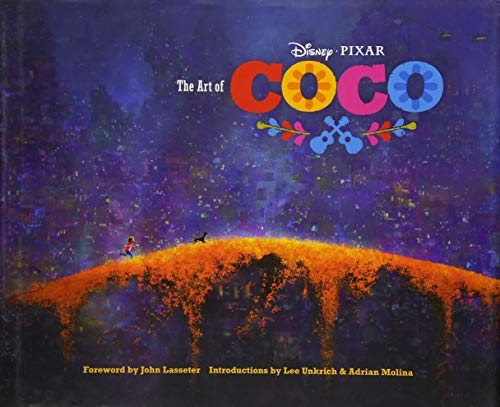 The art of Coco : Studios Disney Pixar