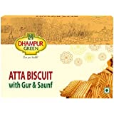 Dhampure Speciality Gur Atta Cookies with Saunf Fennel Seeds- 300g