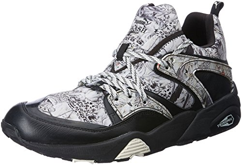 Puma Blaze Of Glory X Swash Unisex Sneakers Black