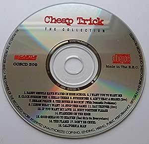 Cheap Trick - Cheap Trick Collection: Amazon.co.uk: Music