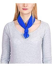 Amazon.fr   Bleu - Bandanas   Accessoires   Vêtements 65cc6bd5ef7