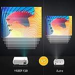 Vidoprojecteur-YABER-4500-Lumens-Full-HD-1080P-1920-x-1080-Projecteur-avec-Rglage-Trapzodal-4D-Deux-Haut-parleurs-Stro-HiFi-et-3-Dissipateurs-de-Chaleur-par-Ventilateur-Intgr