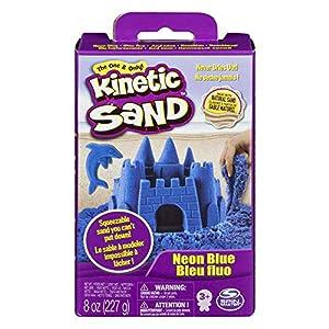 Kinetic Sand Neón Bolsa 227 grs Arena Kinética Colores Surtidos (BIZAK 61927142)