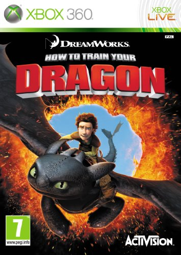 How To Train Your Dragon [UK Import] (A To How Videospiel Dragon Train)