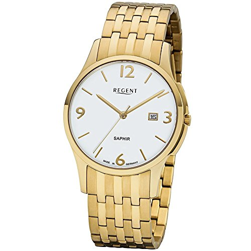 regent-mens-watch-stainless-steel-gold-plated-germany-collection-gm1618