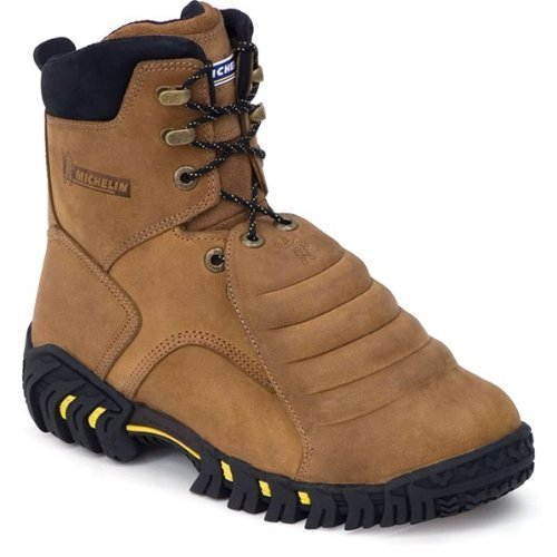 Michelin Men's Sledge Steel Toe Metatarsal Guard Boots Guard Steel Toe Boot