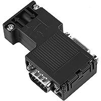 Conector Profibus para Siemens Cable de Programación de 90°Interfaz PLC 6ES7 972-0BB12-0XA0 con Interfaz de Cable DP