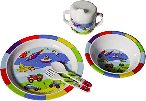 Bieco Kindergeschirr mit tollen Motiven und Farben
