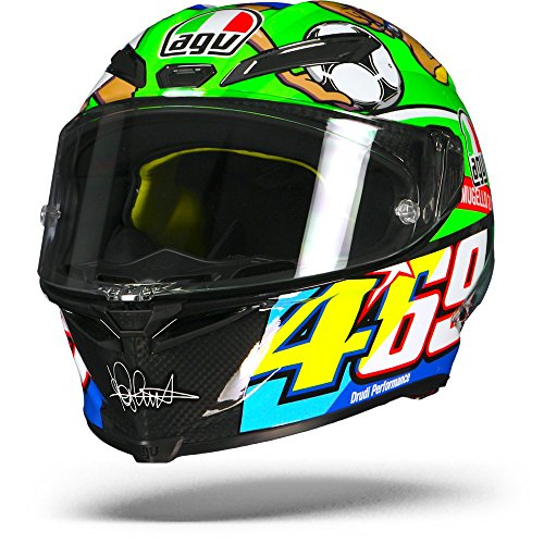 Preisvergleich Produktbild Helm AGV Pista GP Rossi Mugello 2017 Carbon,  ML