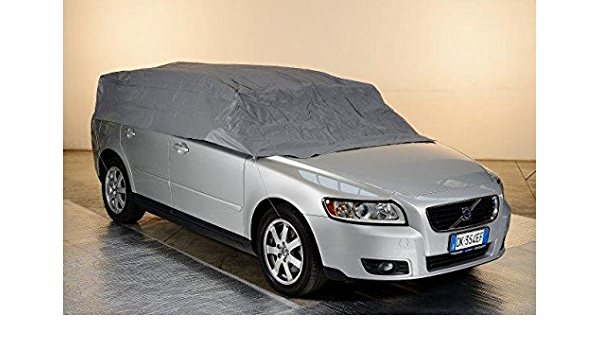 Kley Partner Halbgarage Auto Abdeckung Plane Haube Wasserdicht Uv Resistent Kompatibel Mit Opel Cascada Auto