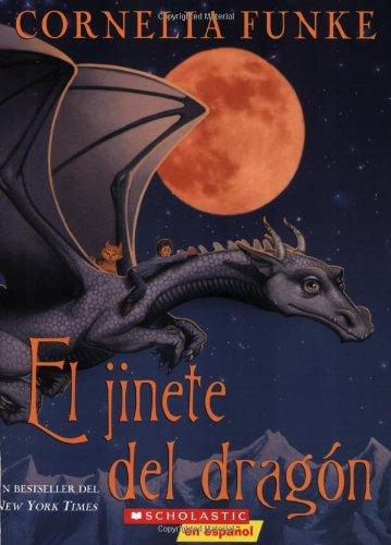 El Jinete del Dragon por Cornelia Funke