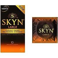 Preisvergleich für Mates Skyn groß nicht Latex/Latex frei Kondome, 2Boxen–(20)