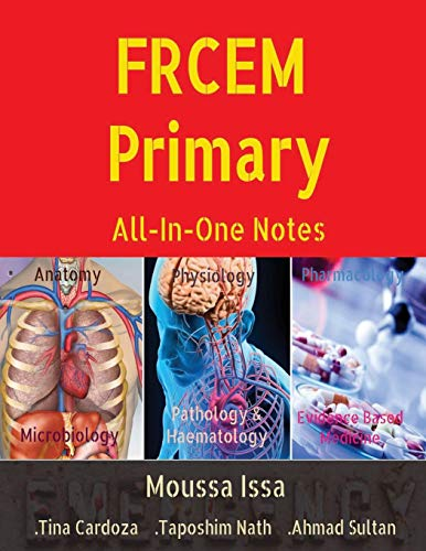 FRCEM Primary: All-In-One Notes (5th Edition, Full Colour)