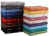 Betz Handtuch PREMIUM 100% Baumwolle 50x100 cm Gesicht- Hände- Körper- Handtuch Farbe türkis