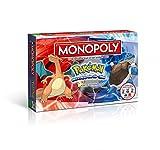 Monopoly - Pokémon-Edition - 6 Sammler Spielfiguren | Gesellschaftsspiel | Brettspiel Deutsch