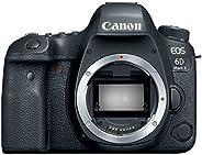 CanonEOS 6D Mark II Body, 26.2 MP, DSLR Camera, Black 1897C002