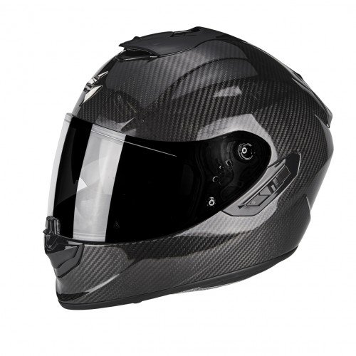 Scorpion casco moto exo-1400 air carbon solid m