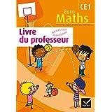 Euro Maths CE1 éd. 2012 - Livre du professeur