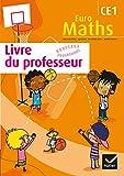 Euro Maths CE1 : Livre du professeur