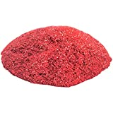 Crown Glitter Powder for Creative DIY Arts & Crafts, 100 Grams (Red)