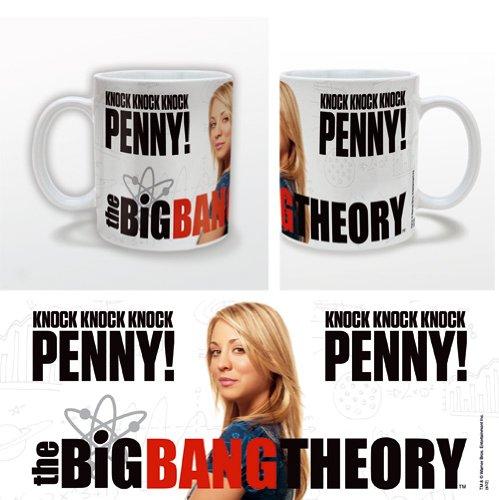 Big Bang Theory - Tasse Knock