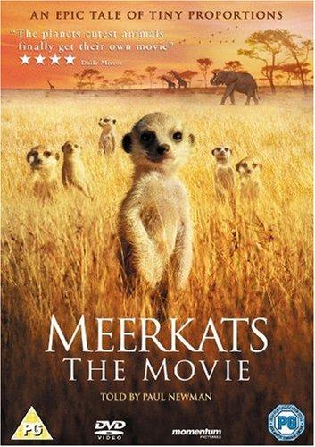 Image of Meerkats - The Movie [DVD]