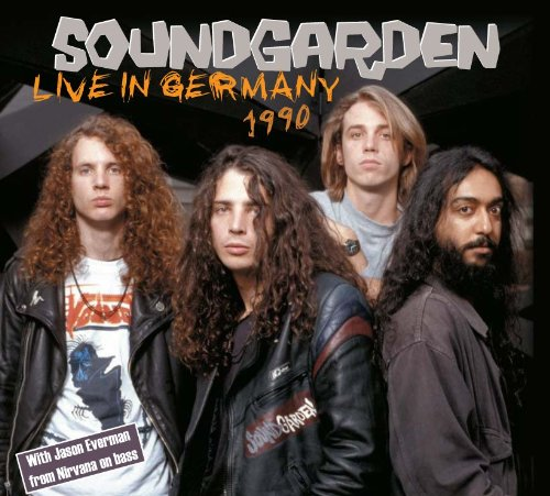 Live in Germany 1990