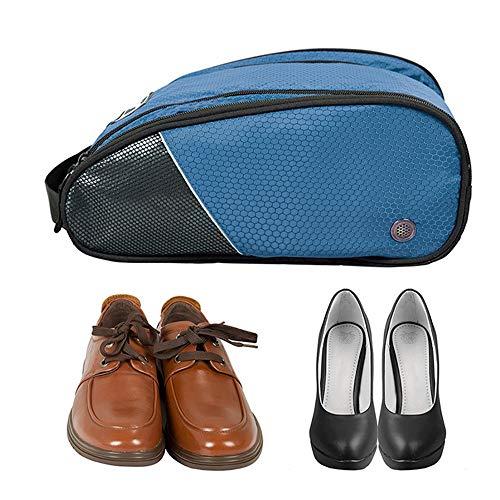 Reise-Schuh-Beutel, Wasserdichte Speicher-Schuh-Taschen-Schuh-Beutel-Reise-Oxford-Stoff-Spielraum-Schuh-Speicher-Beutel-Schuh-Taschen-Mehrfarben wahlweise freigestellt. für Stiefel, Absatz, Sandalen u