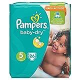 Pampers Baby-Dry Größe 5