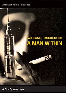 William Burroughs: A Man Within [DVD]