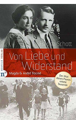 Buchseite und Rezensionen zu 'Von Liebe und Widerstand' von Hanna Schott