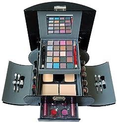 Gloss! Make-up Schminkkoffer - Fashion Beauty - 49 teiliges, 1er Pack (1 x 1.4 kg) Geschenk-Box - Make-up Kit