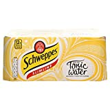 Schweppes Indian Slimline Tonic Water 12 X 150ML