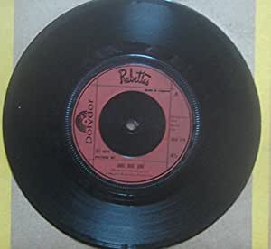 "RUBETTES 7""Single- Juke Box Jive/When You're Falling In Love"