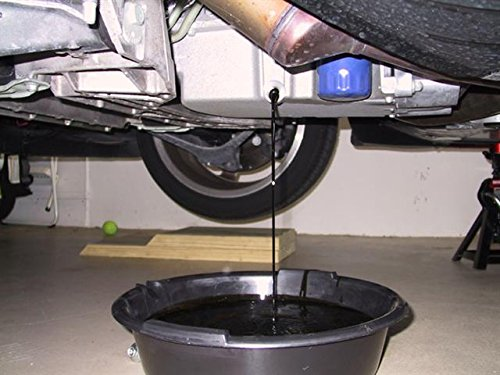 Car-Oil-Coolant-Drain-Pan-Tray-Fuel-Gearbox-Change-Drip-Waste-Bucket-Plastic